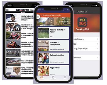 Desarrollo de Aplicaciones Móviles - Apps IOS Android 1